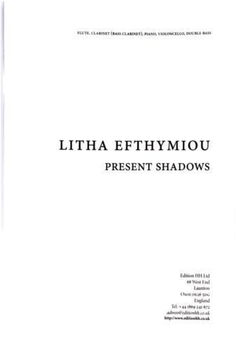 16 Present Shadows